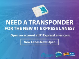 Need a Transponder? Graphic element 91 Express