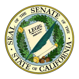 RCTC State of California Senate Official Seal