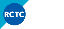 RCTC Logo with Name Lateral White