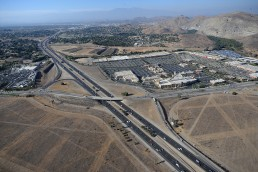 RCTC I-15 Project Cajalco Road Aerials