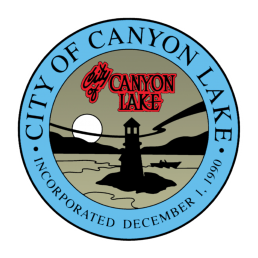 RCTC City of Canyon Lake Seal