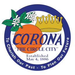 RCTC City of Corona Seal