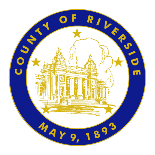 RCTC County of Riverside Seal