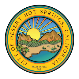 RCTC City of Desert Hot Springs Seal