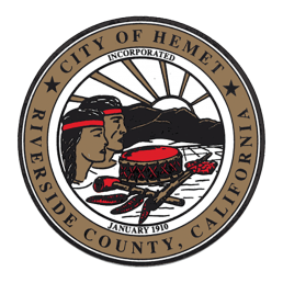 RCTC City of Hemet Seal