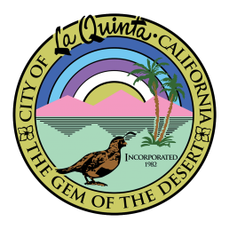 RCTC City of La Quinta Seal