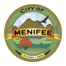 RCTC City of Menifee Seal