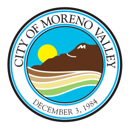 RCTC City of Moreno Valley City Seal