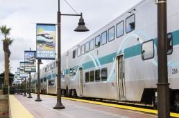 RCTC Perris Valley Line Metrolink Station Downtown Perris