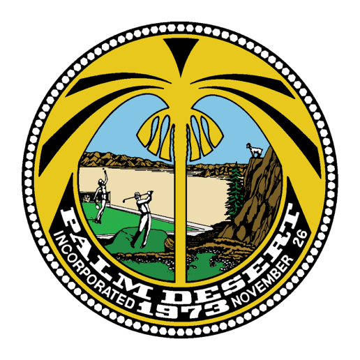 RCTC City of Palm Desert Seal