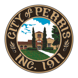 RCTC City of Perris Seal