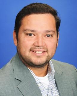 RCTC Commissioner Steven Hernandez