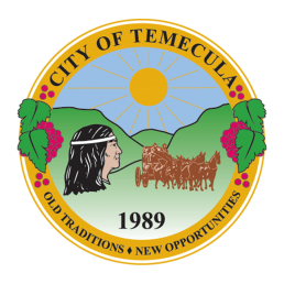 RCTC City of Temecula Seal