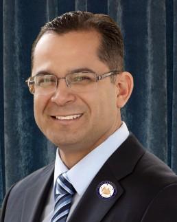 RCTC Commissioner V. Manuel Perez