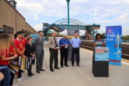 Rail Safety Kick Off