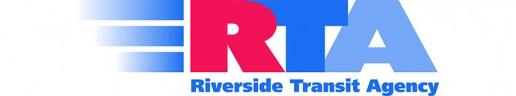 Riverside County Transportation Commission Riverside Transit Agency Logo