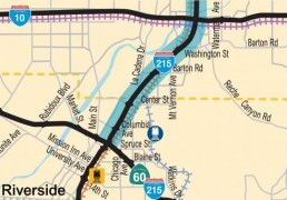 I-215 Bi-County Gap Closure Project Image