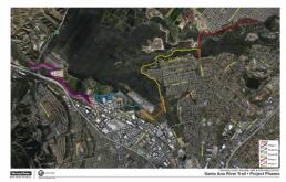 RCTC Santa Ana River Trail - Phase 1 Project Image