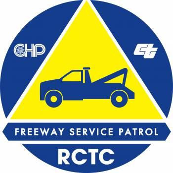RCTC Freeway Service Patrol Logo