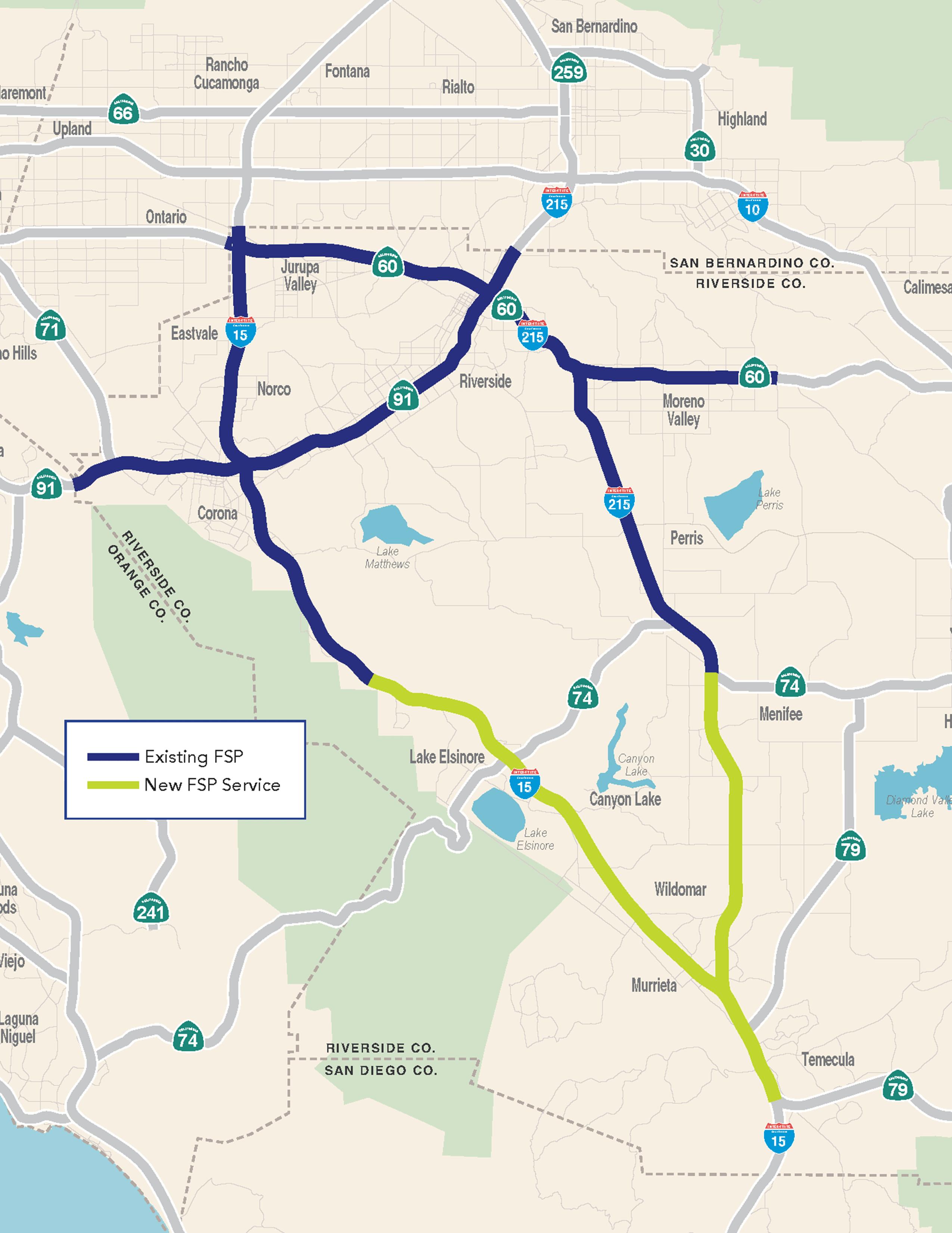 Freeway Service Patrol Expansion - RCTC