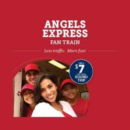 RCTC Angels Express Train