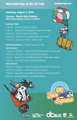 OCFX Itinerary Ad Corona