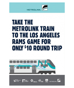 Rams - Fan Train