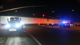 Oversized vehicle image