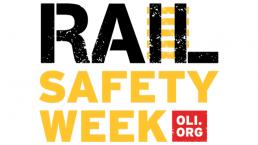 Rail Safety Week Image