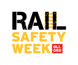 Rail Safety Week Image